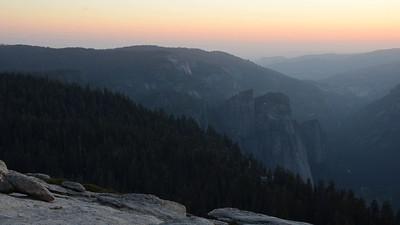 Sentinel Dome - El Capitan