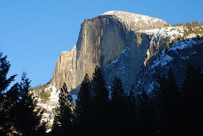 Yosemite, Winter 2007