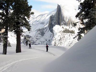 Glacier Point: Feb 25-27, 2011