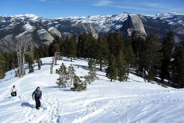 Glacier Point: Feb 18-20, 2012