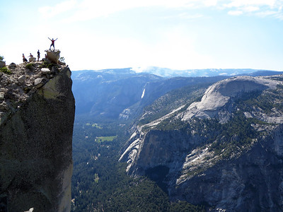 Yosemite Day Hikes: June 7-9, 2013