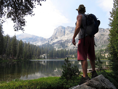 Ten Lakes, Yosemite: July 25-28, 2013
