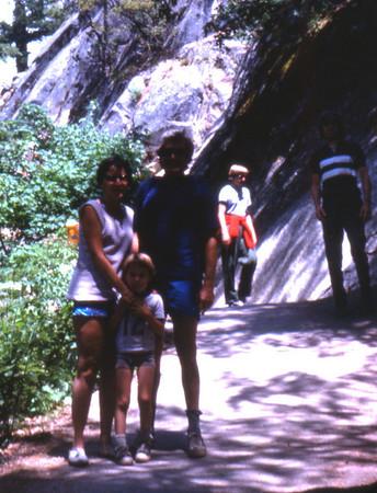 Yosemite, June 1976