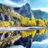 Fall Yosemite Reflections