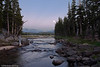 Tuolumne River at Dusk II