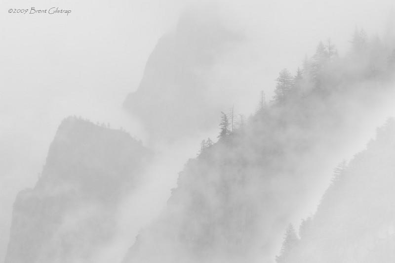 June Storm, 2009<br /> <br /> Yosemite National Park<br /> 5 June 2009