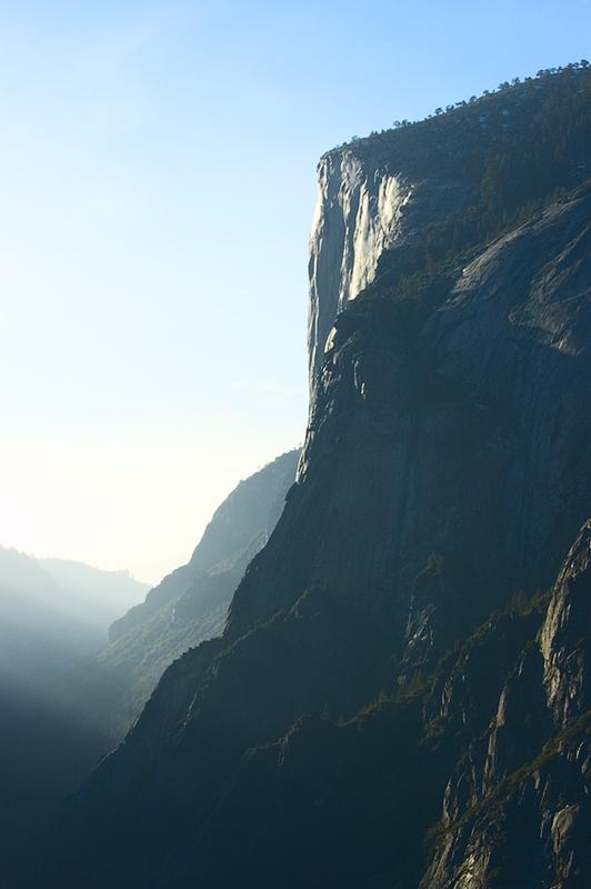 """El Capitan on a December Afternoon""<br /> 13 December 2005"