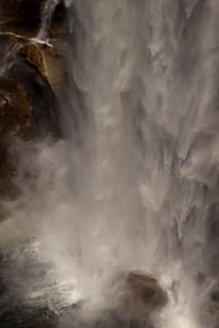 Bottom of Vernal Falls