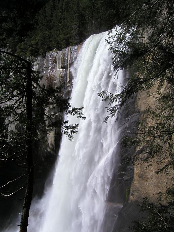 This is Vernal Falls again