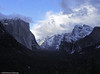 Incoming Storm<br /> <br /> Yosemite Valley<br /> 5 March 2009