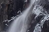 Lower Yosemite Falls in Winter (close up)<br /> 24 January 2010