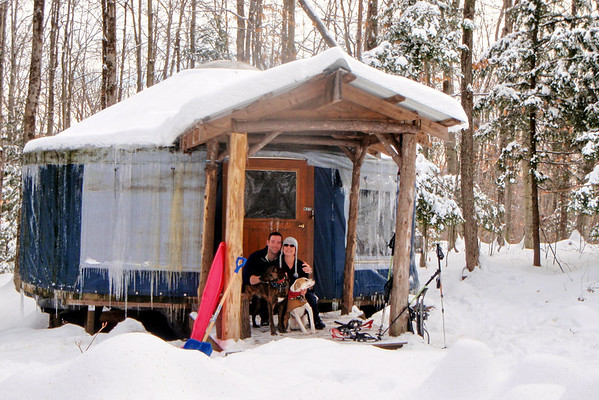 Yurt Camping '08