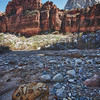 Big Bend Virgin River / Zion Park<br /> river walk