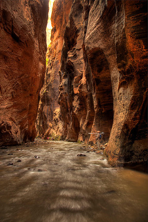 Zion Narrows 9.13.09
