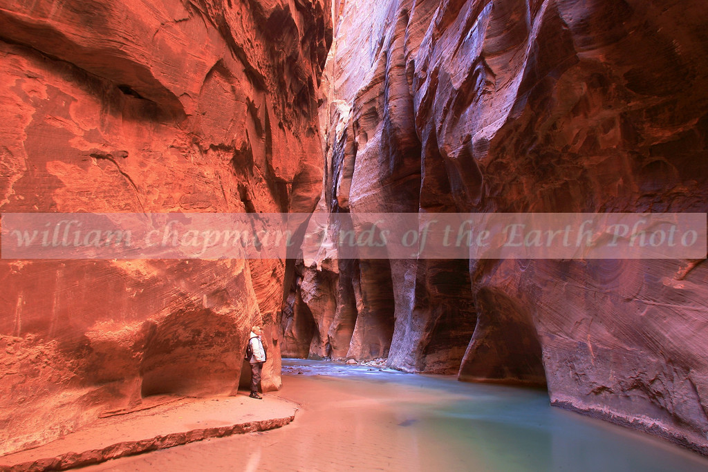 Virgin River of the Narrows