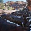 Hidden Canyon Trail / Zion Park