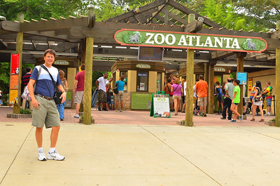 Our day at the Zoo Atlanta