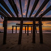 Pier Sunrise at Ocean Grove, NJ