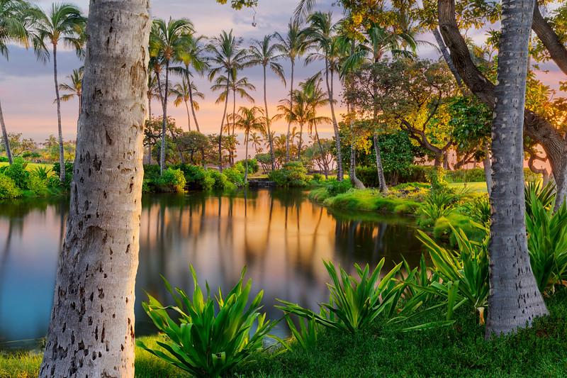 Joshua D Weiss Fine Art Photography of Na Loko L'a O Kalahuipua Fish Ponds on the Big Island of Hawaii