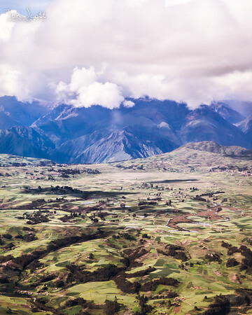 Cusco From The Air 2