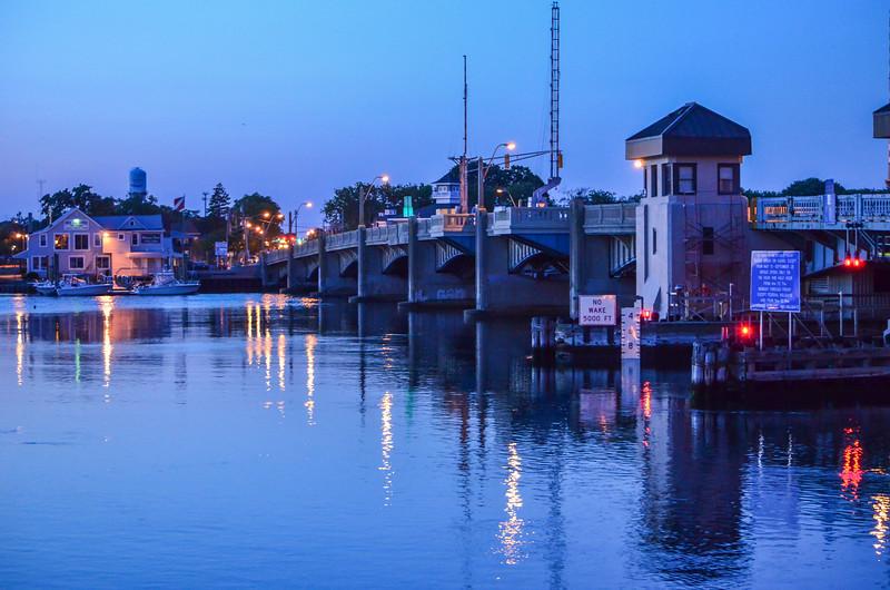 Bridge Reflection, Belmar, NJ