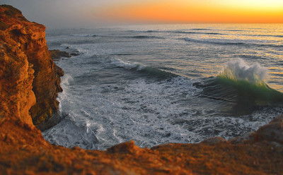 Collide - Sunset Cliffs, CA