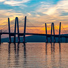 Sunset Over The Tappan Zee  (Mario Cuomo) Bridge 12/11/20
