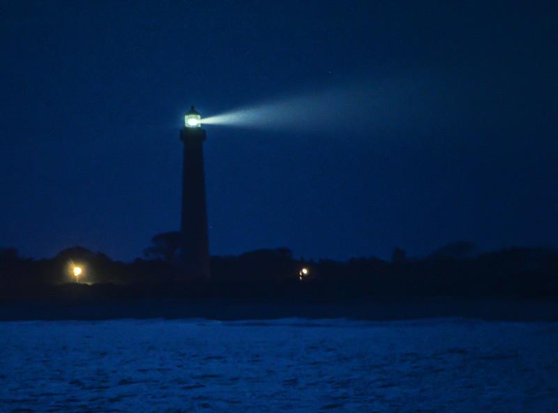 Cape May Lighthouse at Dusk, Cape May, NJ