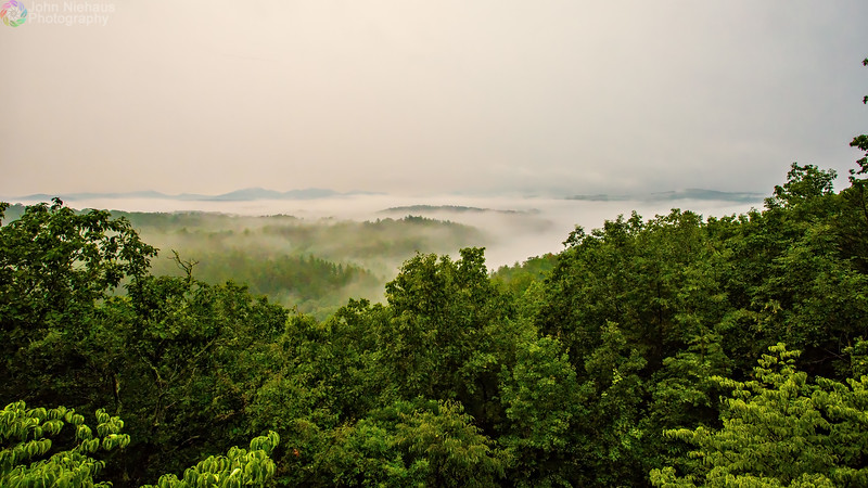 Blue Ridge Mist, Wide