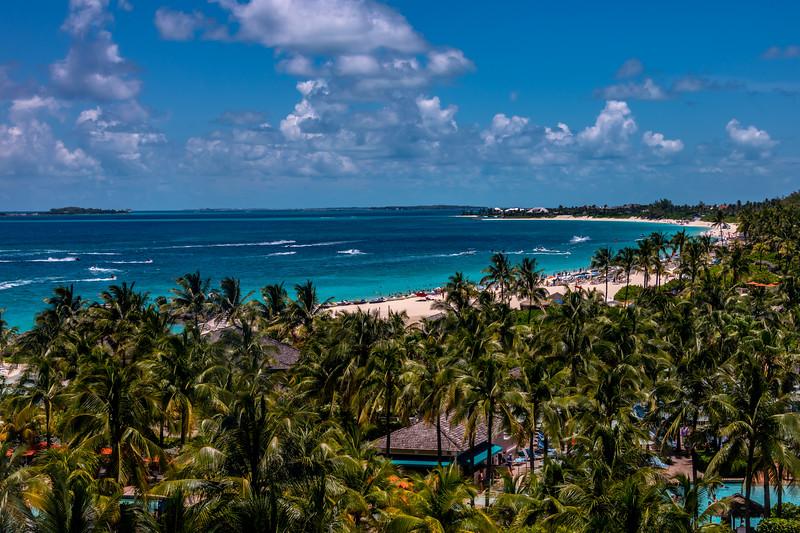 Beach in Nassau, Bahamas 7/18/19