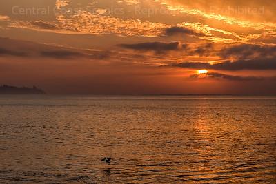 Rising Sun, Goleta Beach 2