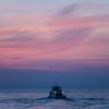 Predawn Fishing Boat 5/26/16