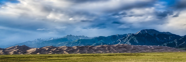 Great Sand Dunes Overview
