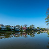Reflection in Wesley Lake, Ocean Grove, NJ