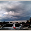 Wave Clouds Moving Into Dallas in Advance of a Cold Front Oct 18, 2013