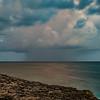 Storm Front Over Ocean 7/18/19