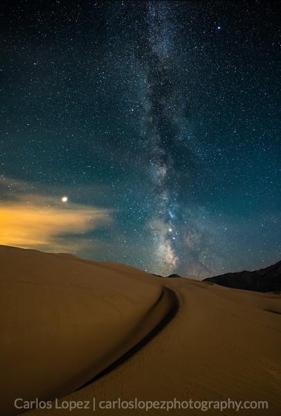 Great Sand Dunes Milky Way
