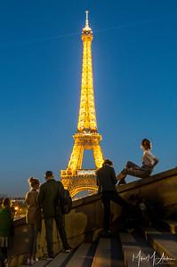 Paris Rising
