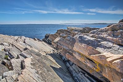 Where Rock Meets The Ocean