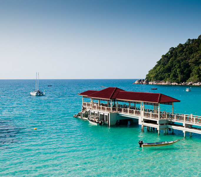 Welcome to Perhentian Island