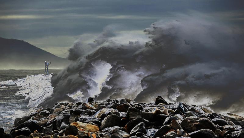 Big Wave.