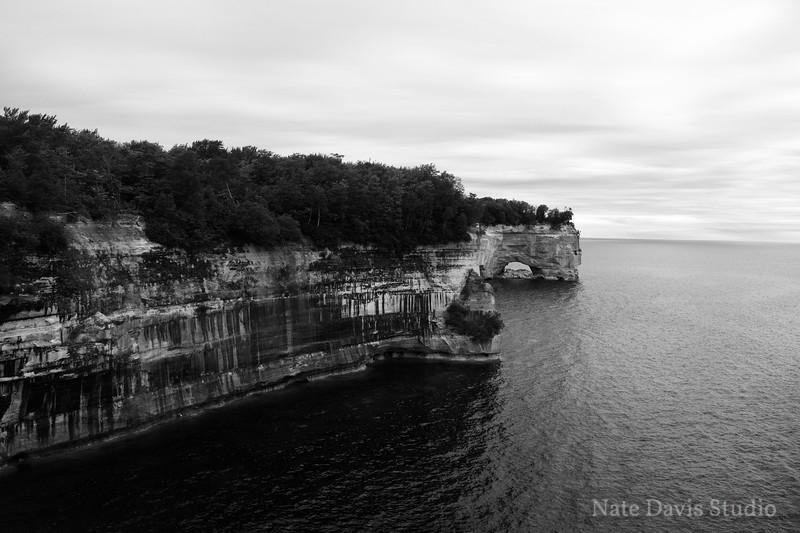 Pictured Rocks Michigan