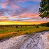 Sunset Pathway