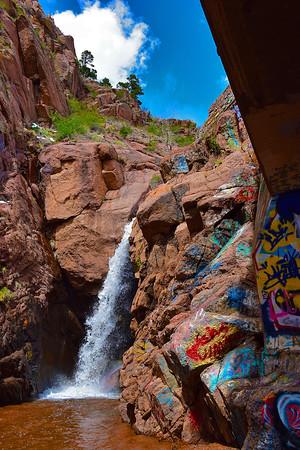 Graffiti Falls Two
