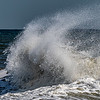 Rough Seas from Hurricane Paulette 9/22/20