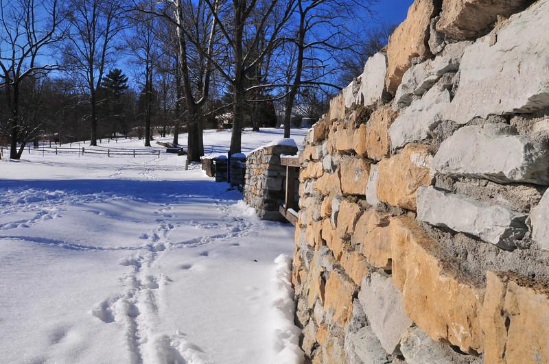 Cataract Falls January 10, 2010