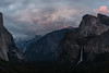 Valley View in Yosemite.