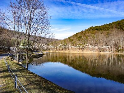 Painter Pond, Massanutten VA