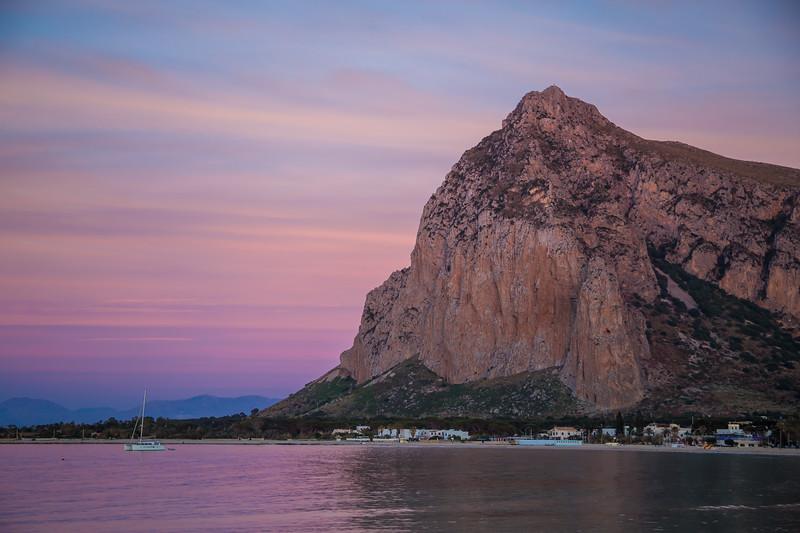San Vito Lo Capo Sunset