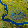 An Aerial View of New Jersey Coastal Marshlands 8/30/20